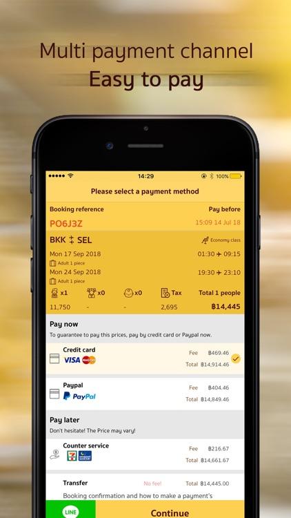 penguinT - airfare promotion screenshot-4
