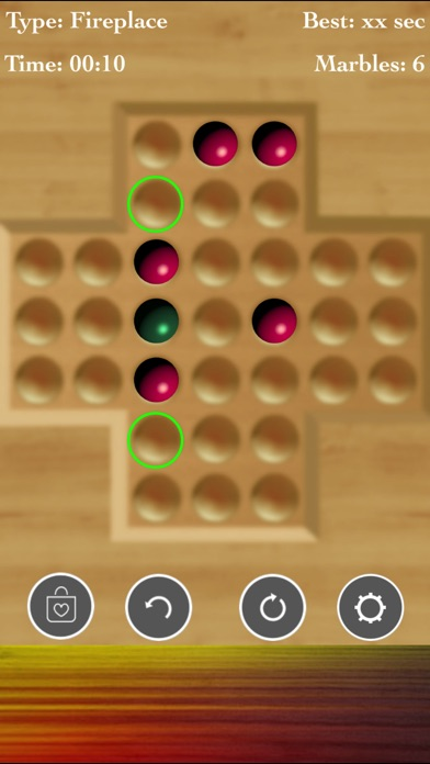 !Brainvita Peg Solitaire screenshot 5