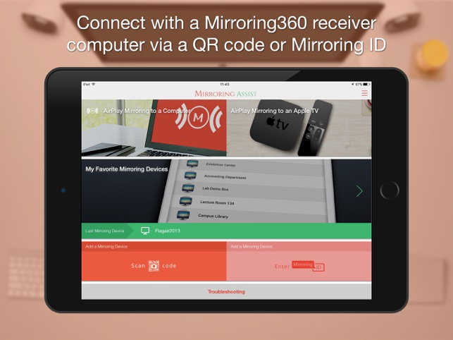 mirror app free download for pc