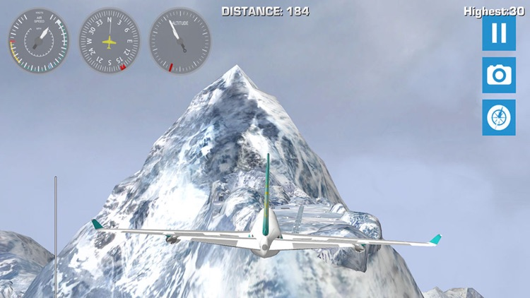 Airplane Mount Everest screenshot-3
