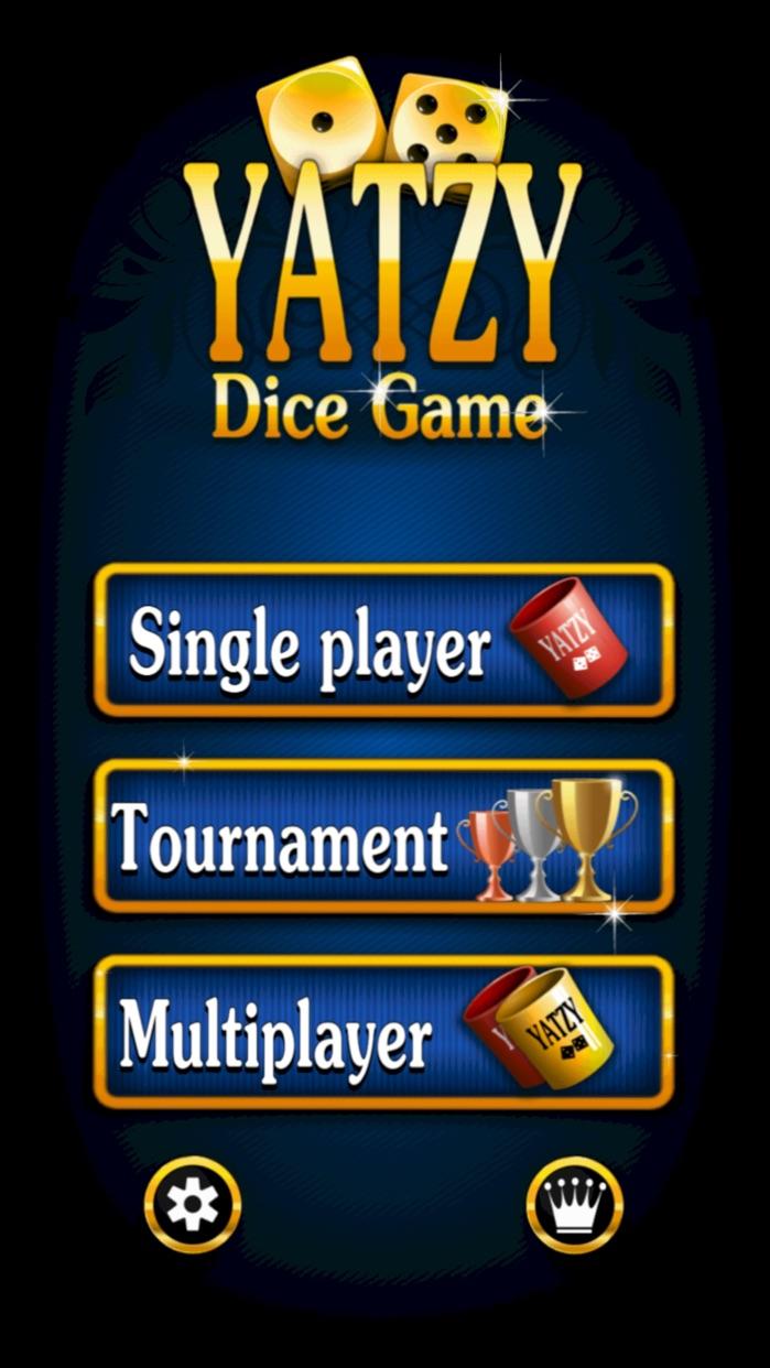 Yatzy Dice Game for Buddies Screenshot