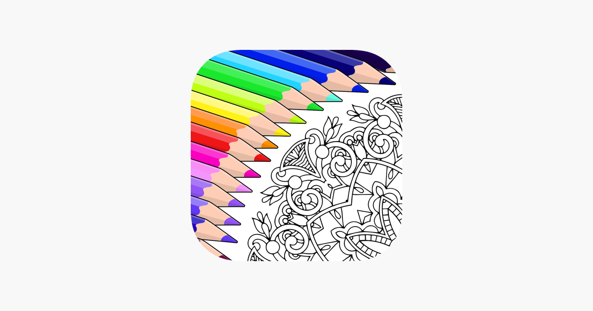 Colorfy: Free Style Paint Game en App Store