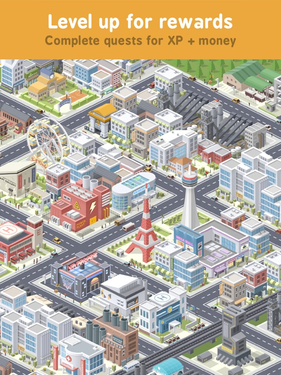 Screenshot 2 Pocket City