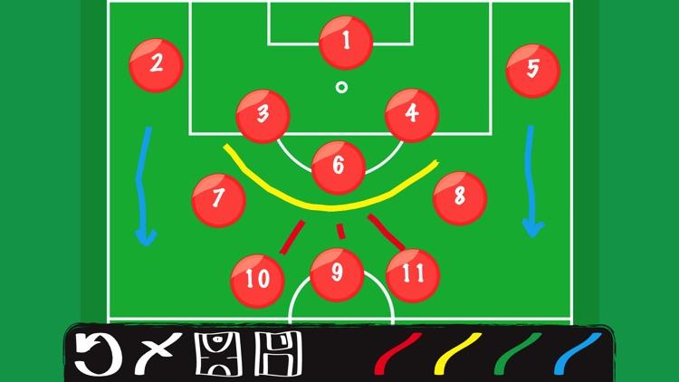 Soccer Clipboard HD