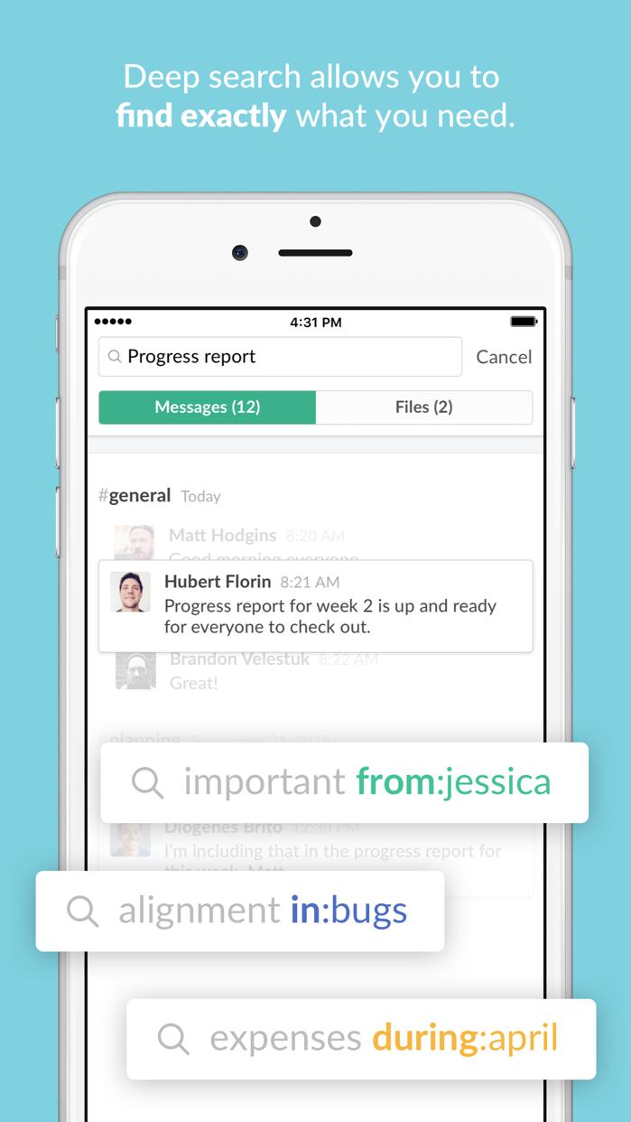 Slack Screenshot