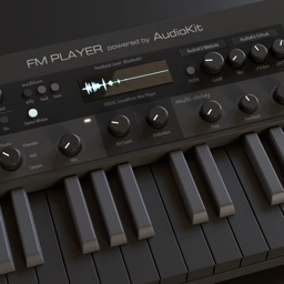 AudioKit FM Player DX Synth/EP