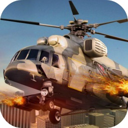 Pocket Helicopter Fire War