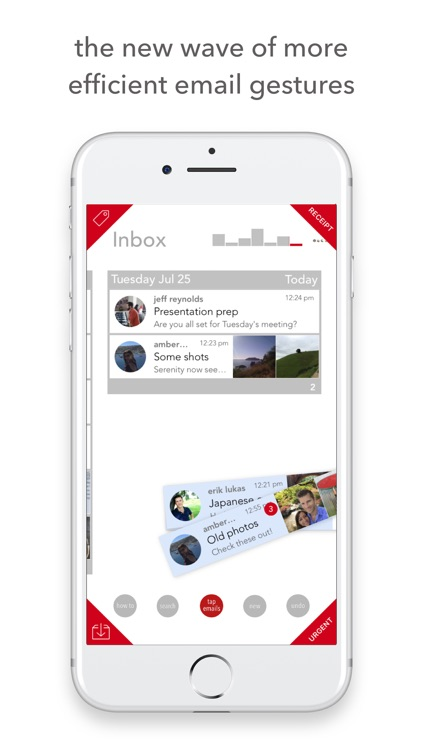 geronimo - your email on a timeline screenshot-4