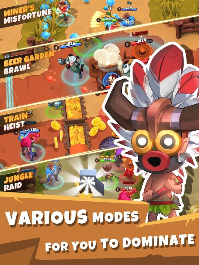 West Legends: 3v3 MOBA on the App Store