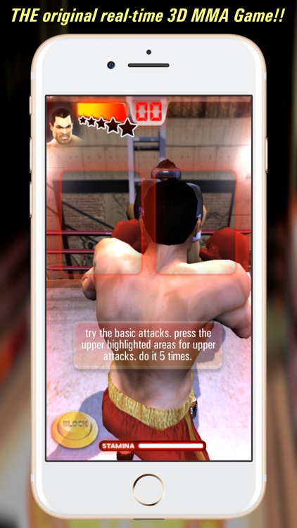 Iron Fist Boxing Lite screenshot-0