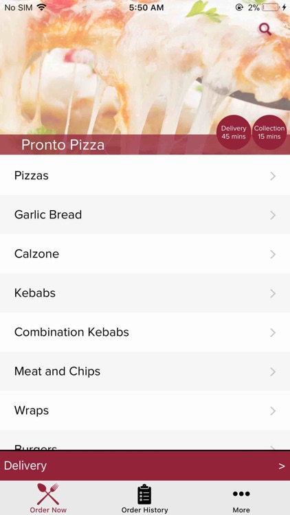 Pronto Pizza Worksop By Touch2success