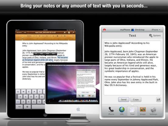 myPhoneDesktopのおすすめ画像4