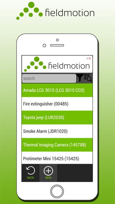 FieldMotion screenshot three