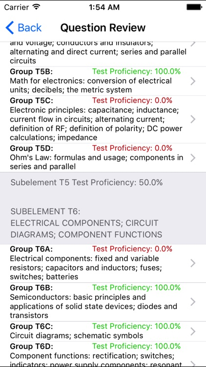 HAM Test Prep:  Technician screenshot-4