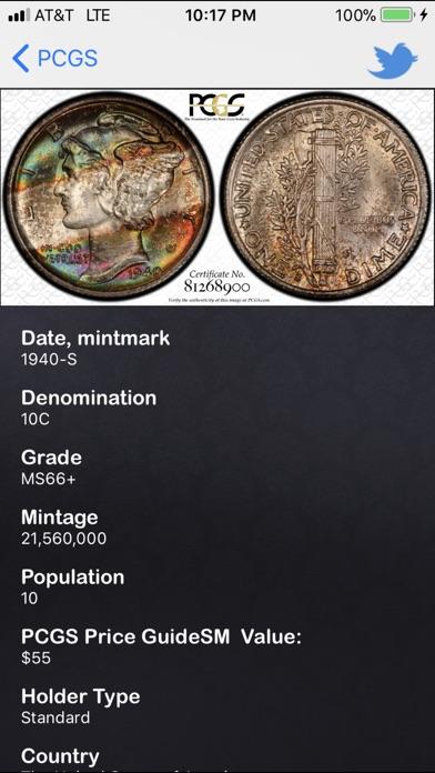SlabReader - Scan Your Coins Screenshots