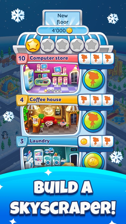 Pocket Tower-The Building Game screenshot-0