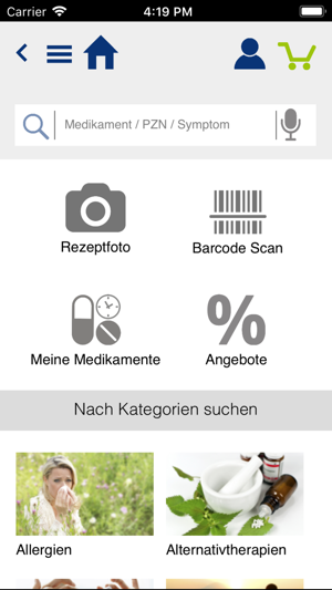 Meine Apotheke Screenshot