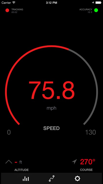 Speedometer View screenshot-0