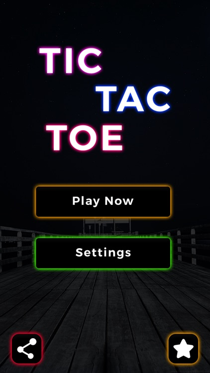 Tic Tac Toe My Photo
