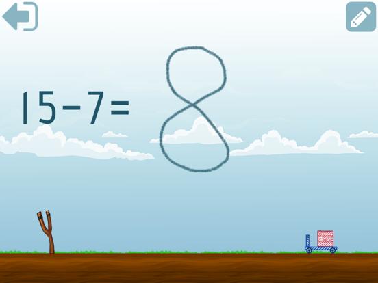 Second Grade Math Trainer screenshot 8