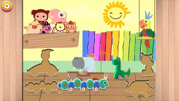 Jigsaw Picture Blocks for Kids screenshot-8