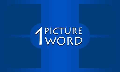 1 picture - 1 word icon