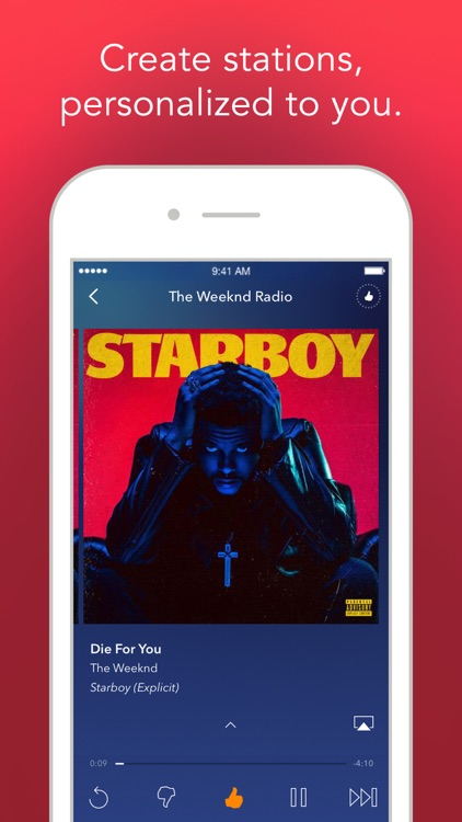 Pandora Music screenshot-0