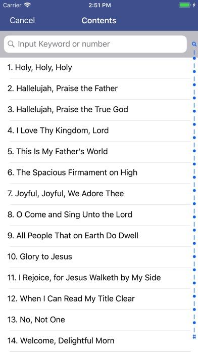 Hymns Of Praise - AppRecs