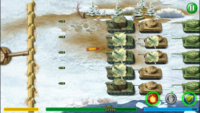 World War 2 Tank Defense screenshot three