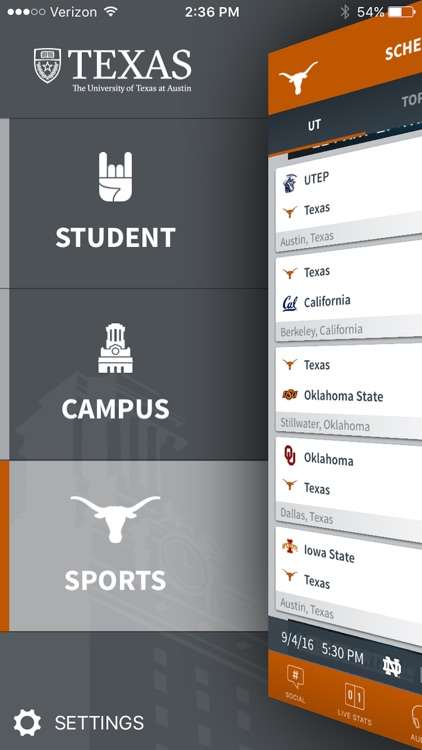 University of Texas at Austin by THE UNIVERSITY OF TEXAS AT AUSTIN