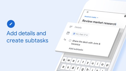 Google Tasks: Get Things Done screenshot 2