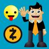 Zcash Moji-ZEC Stickers