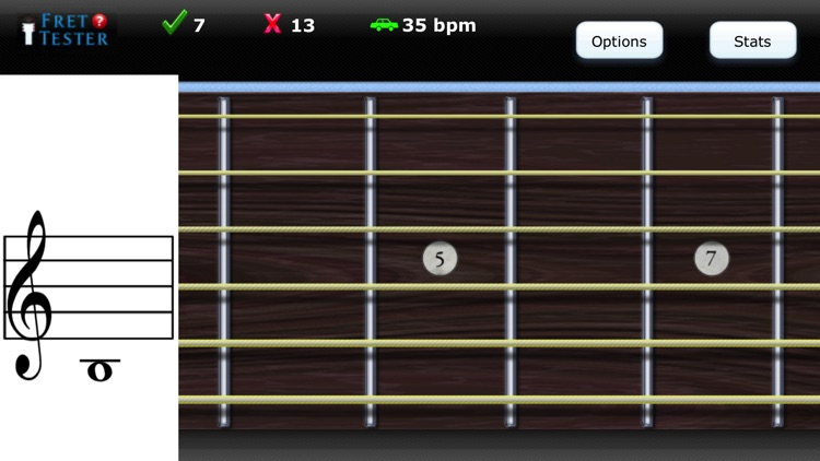 Fret Tester  - Learn Notes screenshot-3