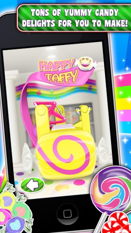 Sweet Candy Maker Games screenshot-3