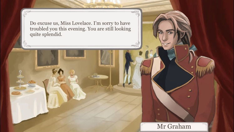 Regency Love screenshot-4