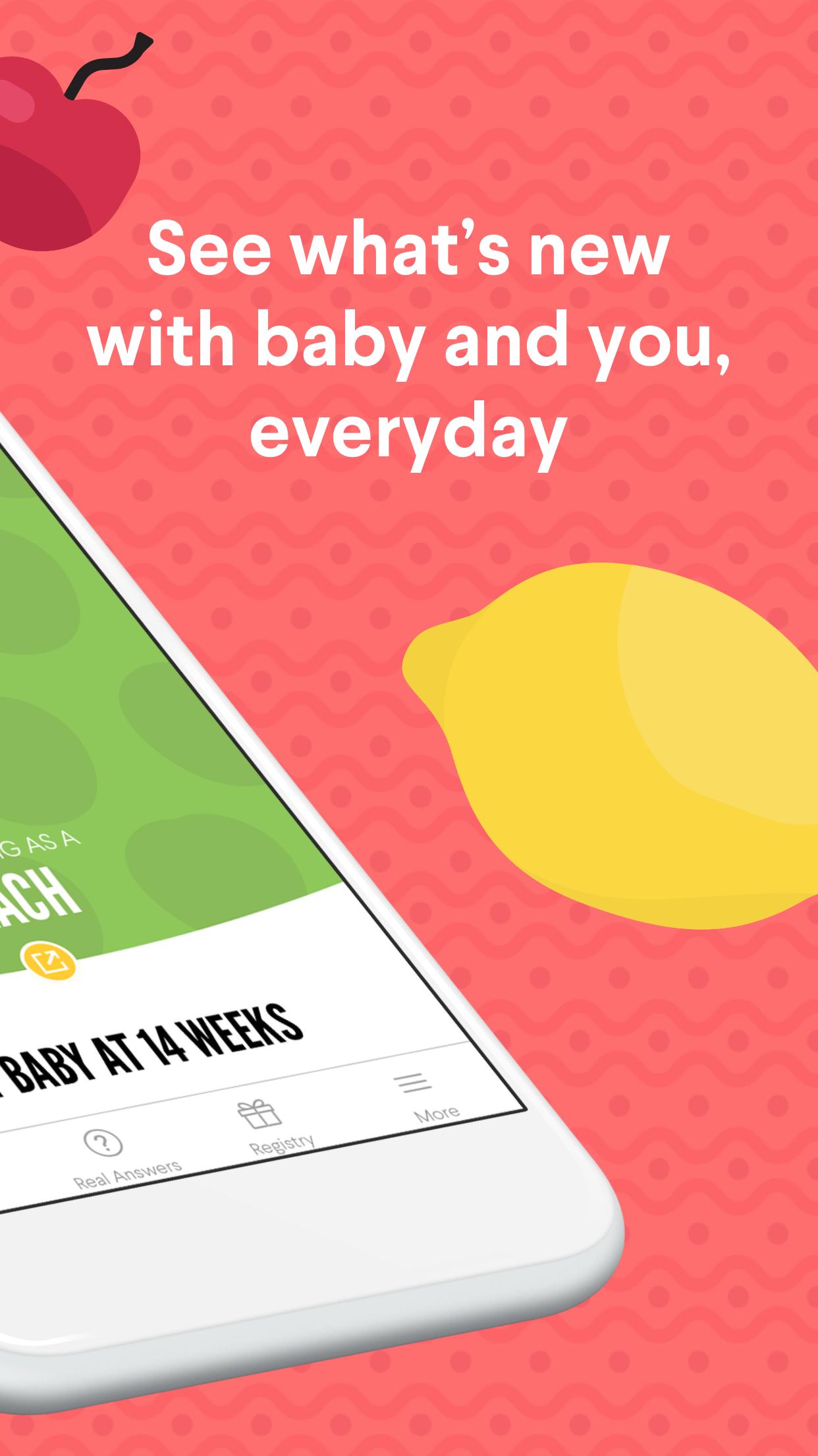 The Bump - Pregnancy Countdown Screenshot