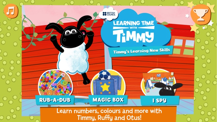 Timmy's Learning New Skills screenshot-0