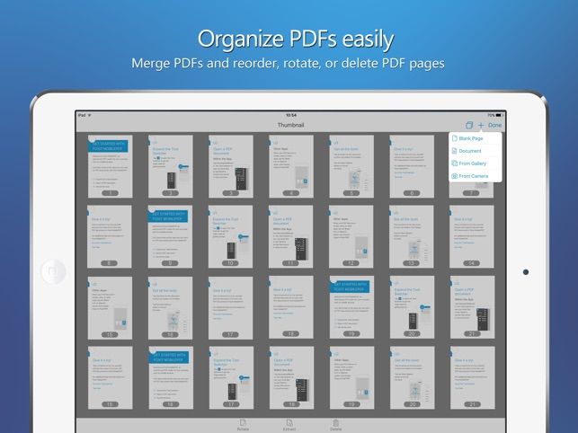 Foxit PDF Reader & Converter Screenshot