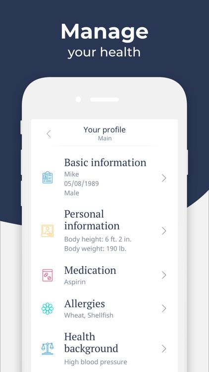 Ada - Your Health Guide screenshot-4