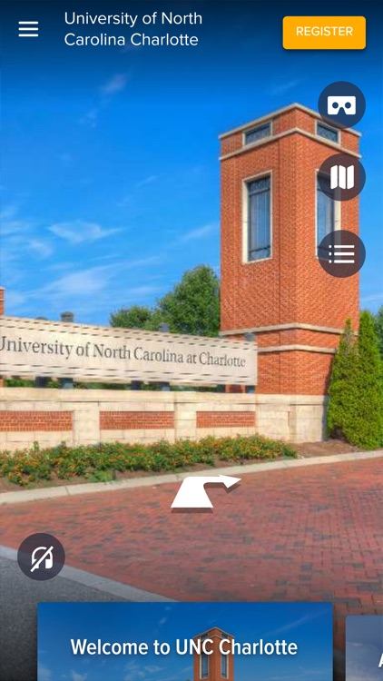 UNC Charlotte Experience by YouVisit LLC