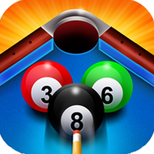 Super 8 Ball Pool iOS App