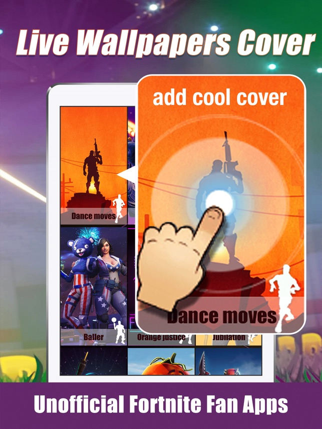 Live Wallpaper For Dances On The App Store