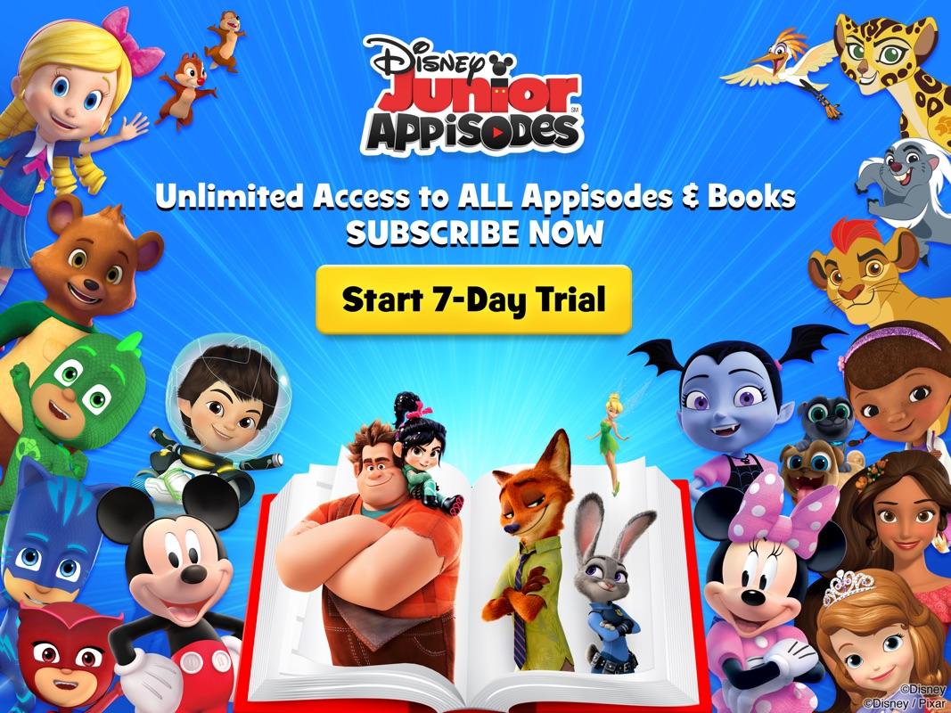 Disney Junior Appisodes Online Hack Tool