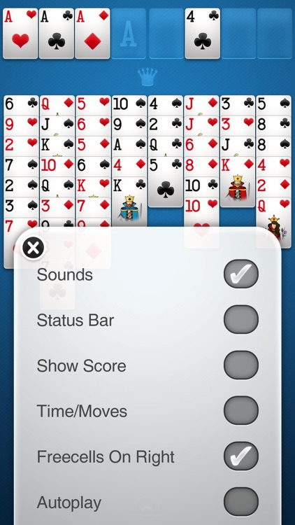 ⋆FreeCell+ screenshot-4