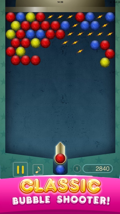 Shoot Bouncing Balls