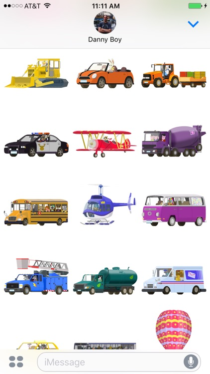 Big City Vehicles