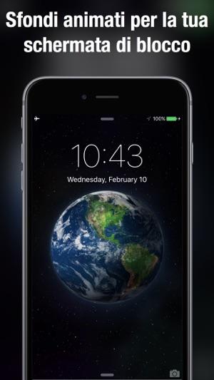 Sfondi E Temi Dal Vivo Su App Store