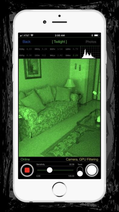 Ghost Science M3 screenshot 7