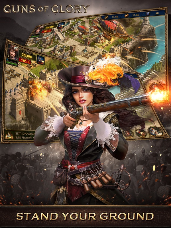 3 Minutes to Hack Guns of Glory - Unlimited | TryCheat com | No Need