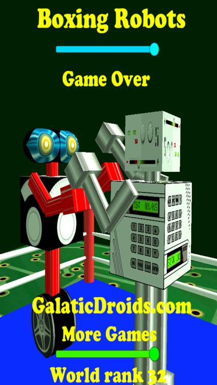 Boxing Robots screenshot-3
